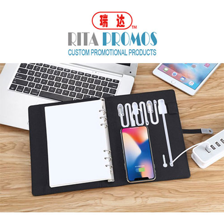 "<img src=""standard notebook with powerbank.jpg"" alt=""with 1 input, 3 outputs and 1 usb flash drive"" />"