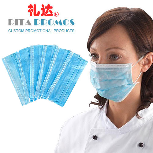"<img src=""Custom-Disposable-Facial-Protective-Cover-Mask-3-Layers-Face-Masks-from-Rita-Promos-China.jpg"" alt=""Disposable Face Masks"" />"